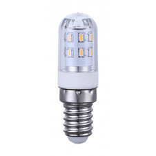 LED žárovka, Mini E14, Ø18, V:49, 1xE14 LED 3W 230V, 300lm, 3000K.